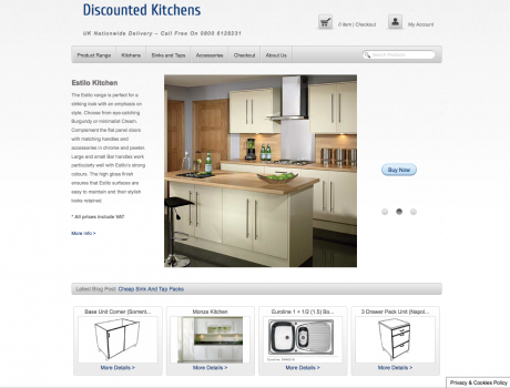 Discounted Kitchens