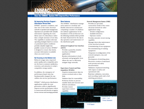 Enmac Product Maintenance for GE Energy